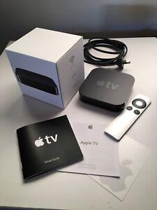 Apple TV 1080p Full HD 3rd gen in box