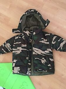 12 month camo jacket
