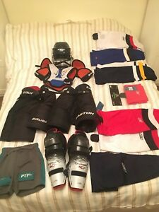 Youth/Junior Hockey Gear
