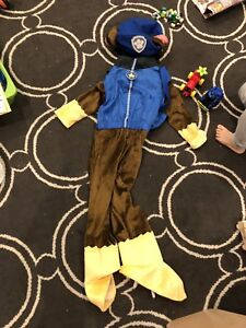 Paw patrol chase Halloween costume 2T
