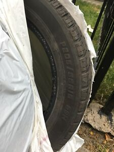 4 Like  New Summer Tires P205/55R16