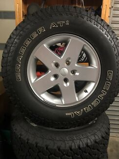 Wanted: 265/70 17r General Grabbers AT2