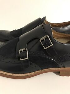 G-star Raw Monk Strap Dress Shoes Brand New Men's
