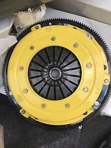 Twin disk clutch for Ford Mustang  gt or cobra