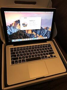 "Late 2011 MacBook Pro 13"" (128GB SSD)"