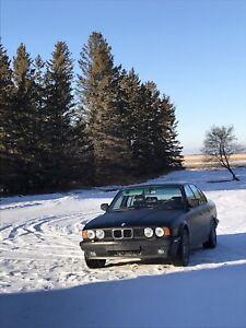 Antique Black BMW 535i For Sale - Moving Sale**$2500 OBO