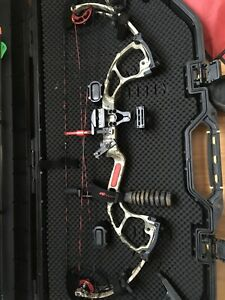 PSE DNA X-Force compound bow