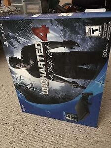 PlayStation 4 Uncharted Bundle (New in Box / Receipt)