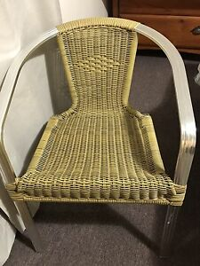 Outdoor Wicker Chair Glebe Inner Sydney Preview
