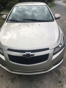 2013 Chevy crews LT