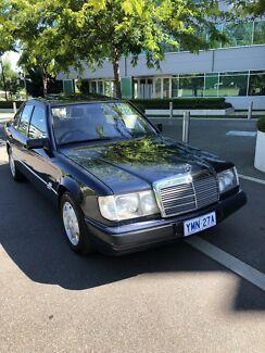 Mercedes Benz 1992, 320E, Sportline