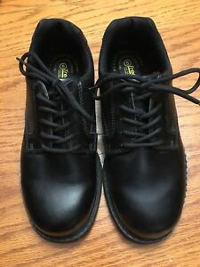 Youth Black Size 5 Dress Shoes For Sale
