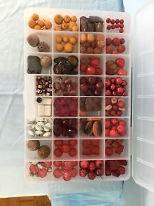 Large Collection of Jewelry Making Supplies