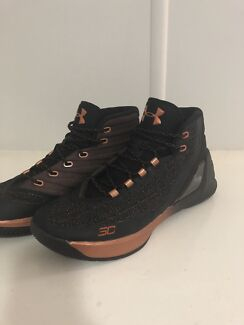 Under Armour Curry 3 Basketball shoes Men's US11