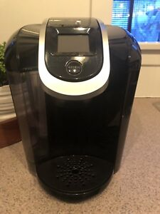 Kureig Coffee Machine. W/ 60 k cups