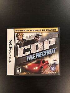 Nintendo DS Cop The Recruit