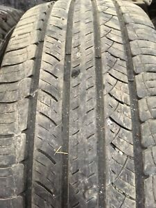 Set of 4 245/50/20 Michelin Tires