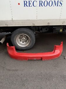 2007-2009 VW Golf/GTI Upper Rear Bumper