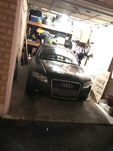 2007 AUDI A4 2.0T Noisy engine