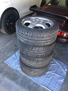 Porsche Wheels / Tires