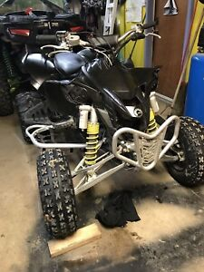 2009 can am ds 450
