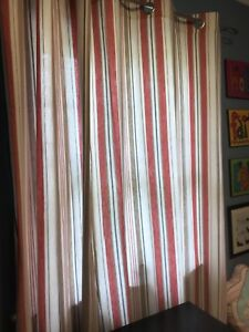 Drapes from Wicker emporium