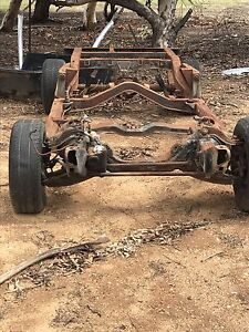 Hq Holden one tonne chassis Moora Moora Area Preview
