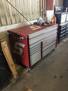 Snap on toolbox masters series
