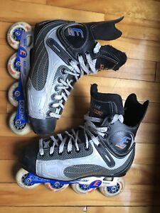 Patin de roller hockey