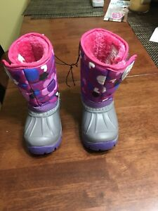 Toddler size 6 Winter boots