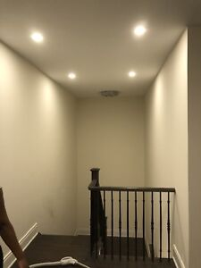 """Licensed electricians for LED POT LIGHT INSTALLATION CALL """