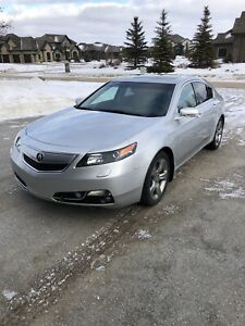 2012 Acura TL, Loaded, No Accident, Low Km