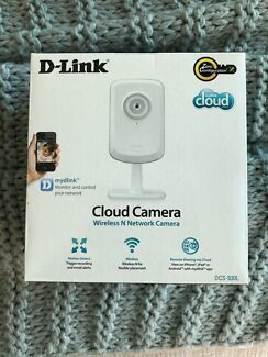 Cloud Camera. Wireless connection.