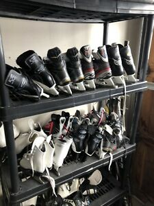 Ice skates for kids and adults