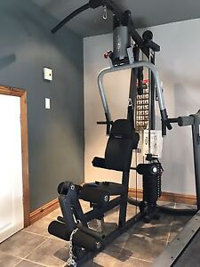 G3S fitness machine almost not used with life warranty