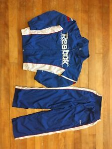 Boys windbreaker suit
