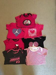 6-9M Girls Tees