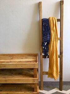 Handmade rustic ladder Baulkham Hills The Hills District Preview