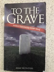 To The Grave - Mike McIntyre