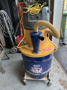 Oneida dust collector. Vac.