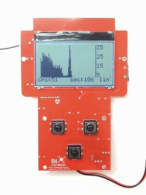 Diy Mca Multichannel Analyzer Pcb For Hobby Gamma Spectroscopy 10bit Adc