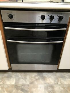 Oven + stovetop