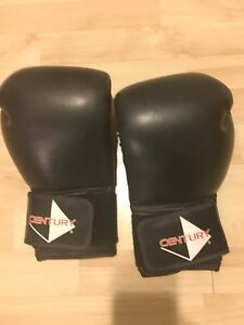 New Century boxing gloves