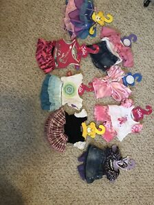 Build a bear clothing lot