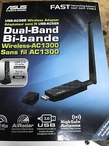 ASUS Dual-Band USB Wireless Adapter