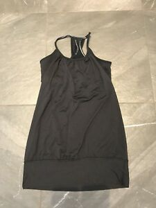 Black No Limits lulu lemon tank