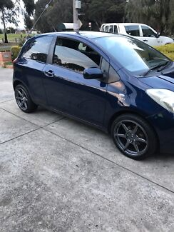 2007 Yaris with long rego