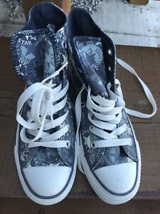 New Converse All Star Shoes Women's Size 5