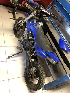 Wanted: Atomic 140cc pitbike