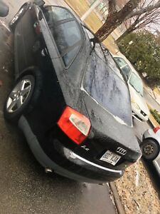 Audi A4 sport pack black for parts